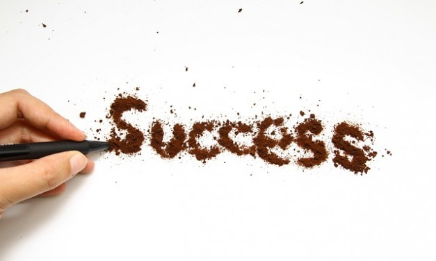 SUCCESS – YOU CAN MAKE IT IF YOU JUST STICK WITH IT!