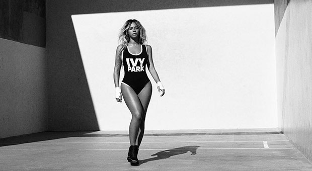 BEYONCE'S NEW ATHLETIC LINE IVY PARK