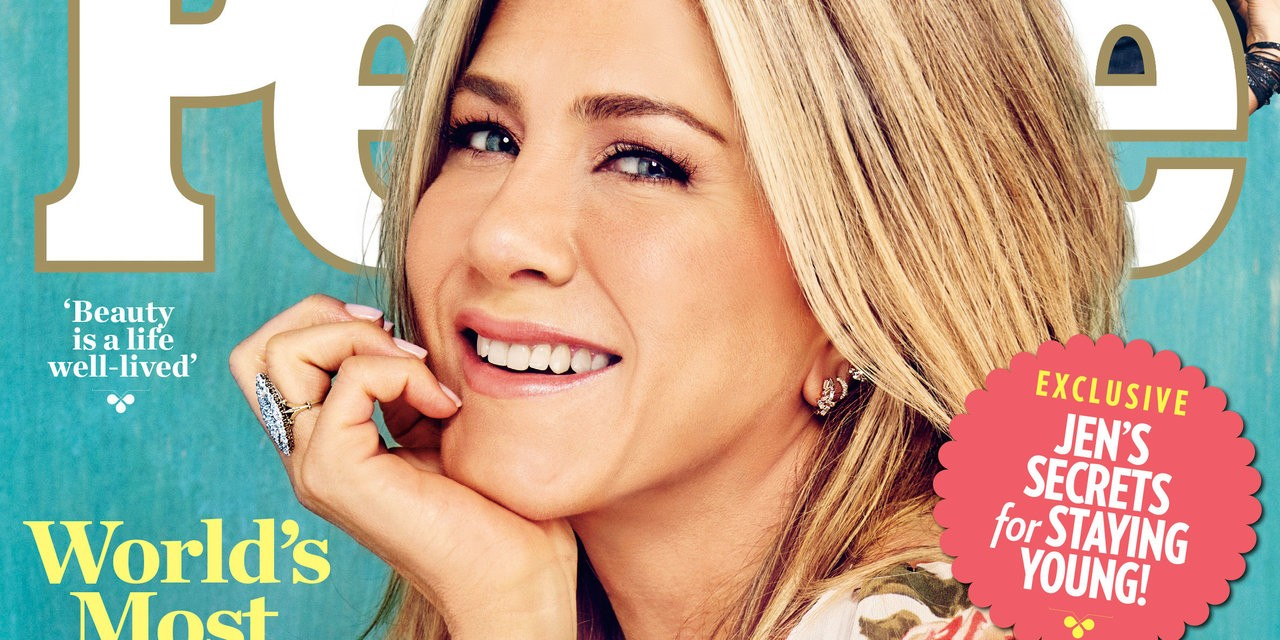 6 THINGS WE LEARNED ABOUT JENNIFER ANISTON'S FITNESS ROUTINE IN PEOPLE'S 'MOST BEAUTIFUL' ISSUE
